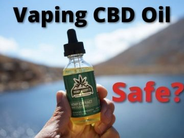 Vaping CBD Oil 101 featured image