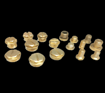 Brass Plugs manufacturers in India, United States, Brazil,Mexico,Turkey,Myanmar