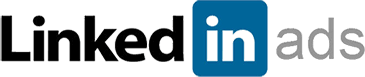 Linked in ads logo