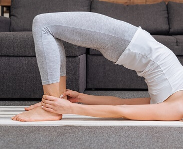 10 gentle yoga stretches for hip and lower back pain relief
