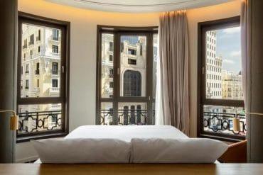 O novo hotel de Cristiano Ronaldo em Madri