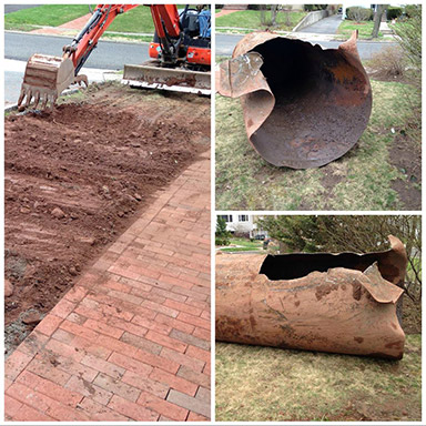 oil tank removal nj collage