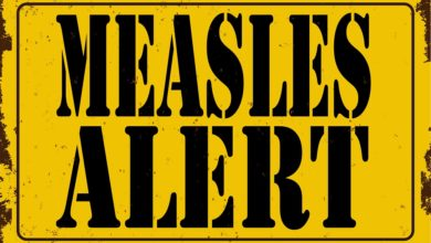 Photo of Measles alert issued for Ipswich