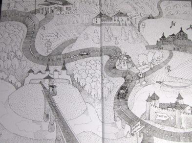 Подорож. Зірка Мензатюк «Таємниця козацької шаблі»