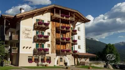 Hotel Carpe Diem, Vigo di Fassa