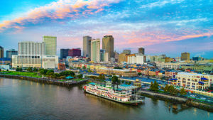 New Orleans Louisiana legal recruiters