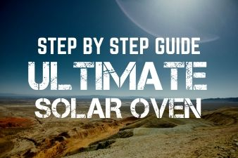 Step by Step Guide to Building the Ultimate Solar Reflector Oven