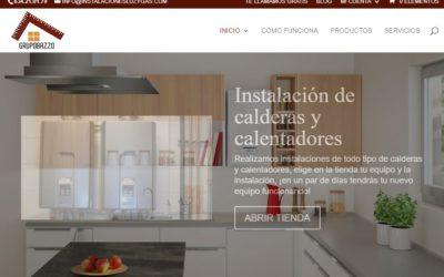 Diseño web para la tienda online del Grupo Bazzo