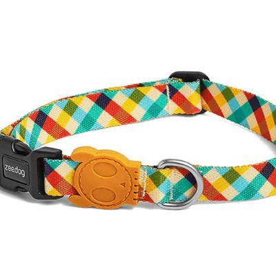 PHANTOM Dog Collar by ZeeDog a WoofBox Exclusive