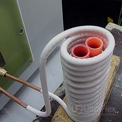 annealing copper tubes