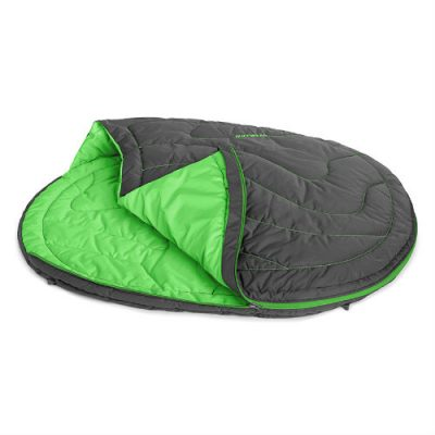 Highlands Sleeping Bag™ by Ruffwear Folded