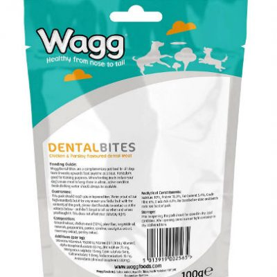 Wagg Chicken and Parsley Flavoured Dental Bites Subscription