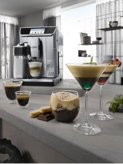 delonghi primadonna elite ecam 65085ms exemples de boissons