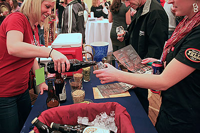 Commercial Tasting at the Big Beer Festival