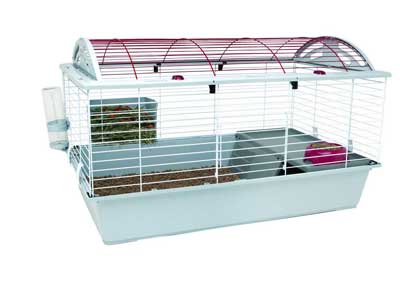 Living World Deluxe Habitat Rat Cage