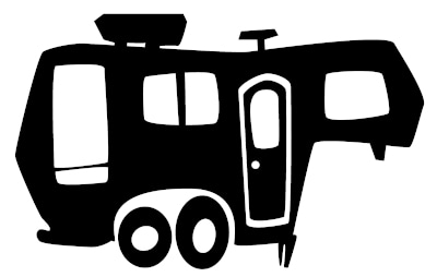 5th wheel icon