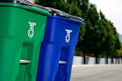 Trash and Recycling Dumpsters in Denver