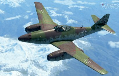 "Il-2 Great Battles: Patch 3.101 ""L' air du jet ! """