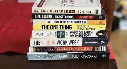 Books for bloggers - landcaspe