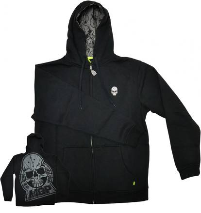 madd shattered zip hoodie