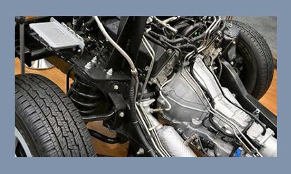 automotive induction heating