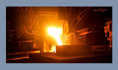 foundries and metalworking induction heating