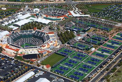 インディアンウェルズ・テニス・ガーデン(BNPバリパオープン)