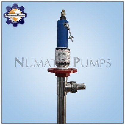 SS316 Pneumatic Barrel Pumps