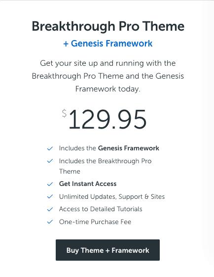 online marketing wordpress theme