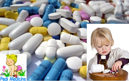 WHO List of Essential Medicines & Drugs For Children