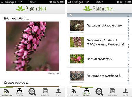 PlantNet Adroid