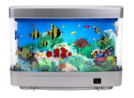 Lightahead Artificial Tropical Fish Aquarium