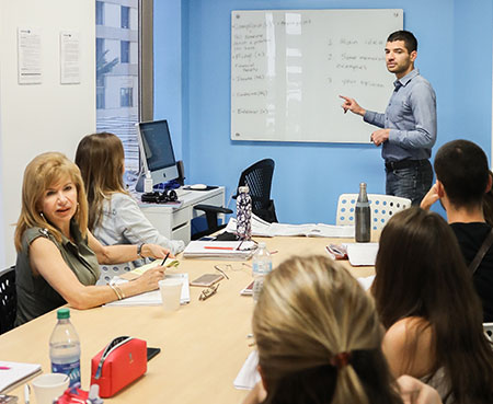 Business English Course in Miami, Miami Beach and Orlando