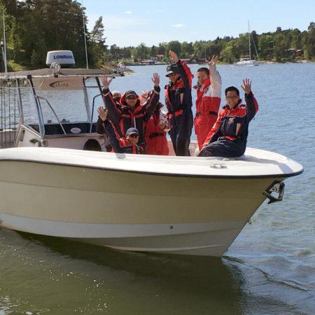 Hechte angeln Schwedischen Schärengärten im Angelurlaub