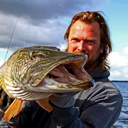 Cod pilking on Rügen with larsenfishing