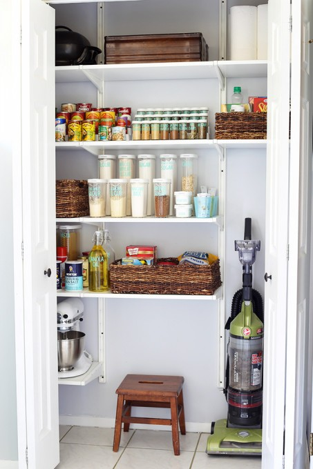 organize kitchen cabinets ideas