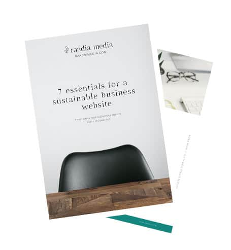 7 Essentials For A Sustainable Business Raadia Media