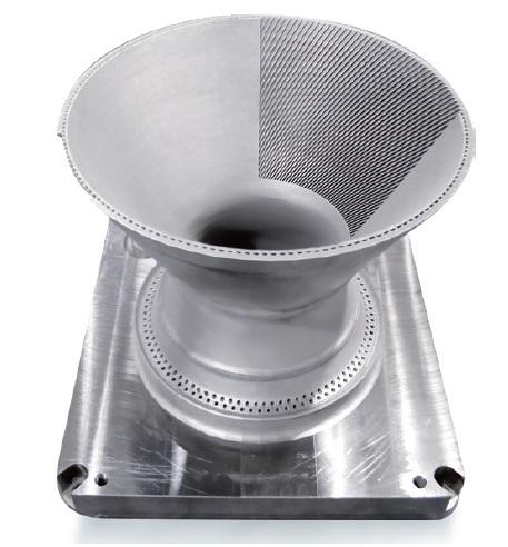 Друк на 3Д-принтері по металу EP-M450