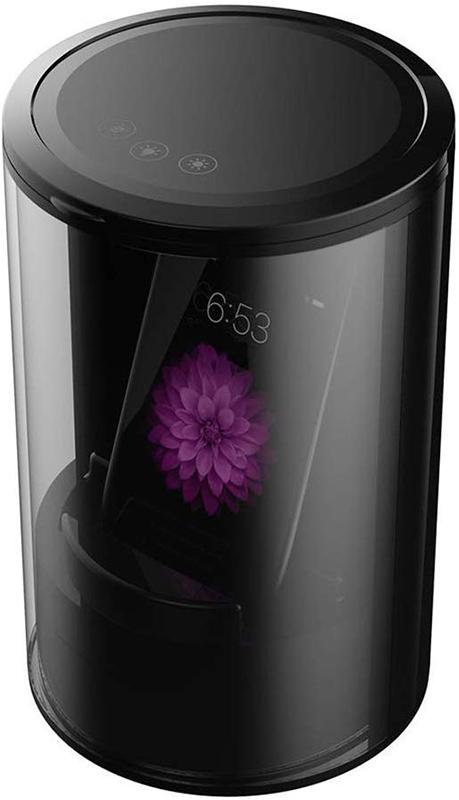 手机UV紫外线光消毒盒