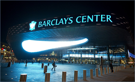 Barclay Center Limo Service 15