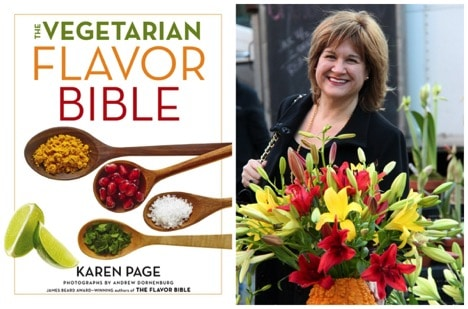 Karen Page, author of The Vegetarian Flavor Bible, talks about cheese addiction, tasty vegan alternatives and making your own. Say Vegan Cheese!