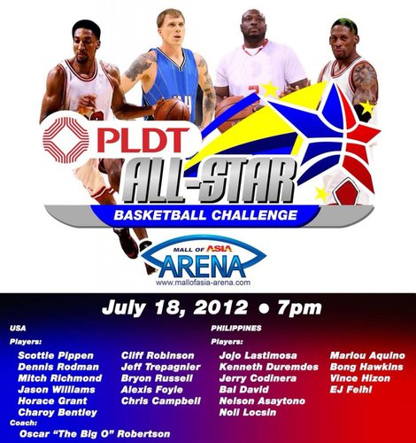 PLDT All-Star Basketball Challenge