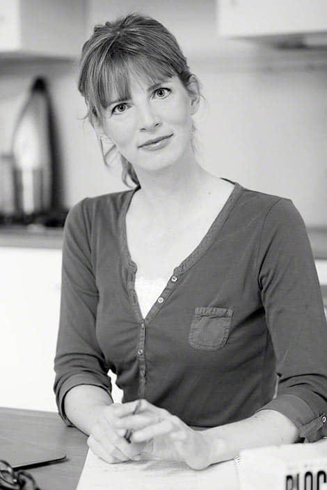 Portraitfoto für eine Drehbuchautorin
