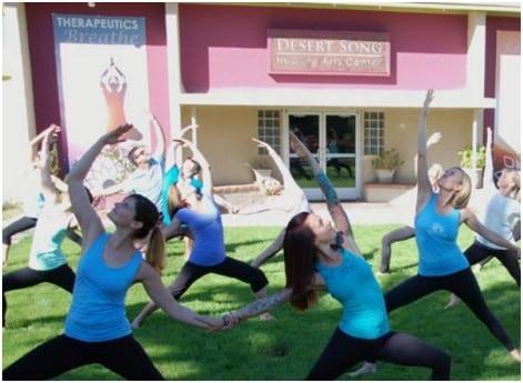 top ten yoga teacher training program in arizona