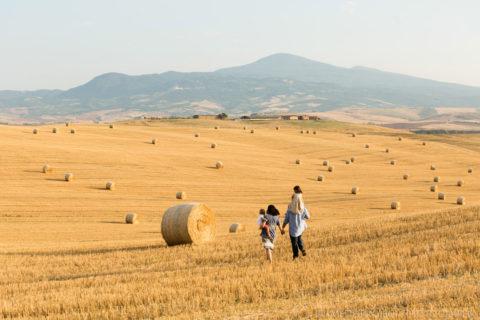 Family Holiday in Italy