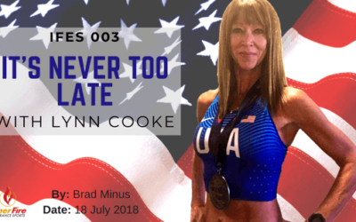 IFES 003 – It's Never too Late with Lynn Cooke