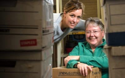 Scanlon papers now part of disaster resource collection