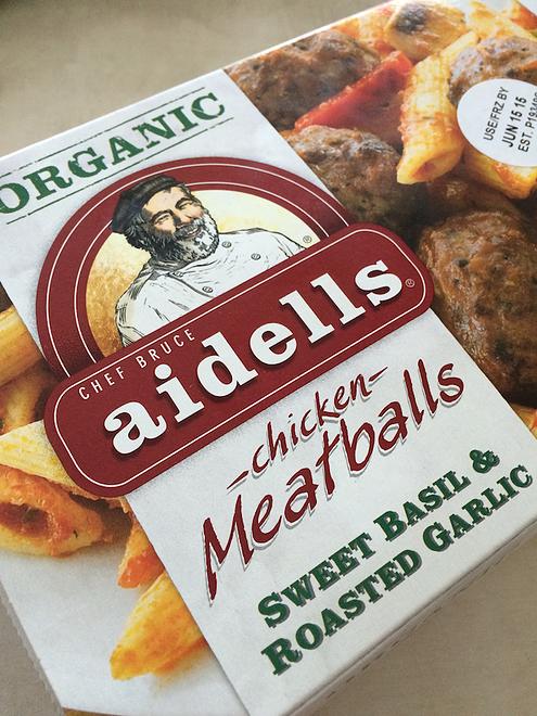 Chicken Meatballs | Gluten-free Costco Finds | RachaelRoehmholdt.com