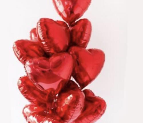 Фольгированные шары 23 шт №235 - Фото 76