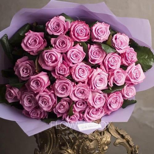 31 Российская роза в оформлении №167 - Фото 41